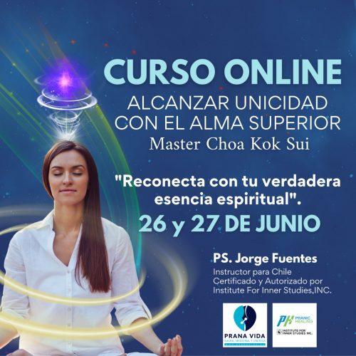 Curso Online - Unicidad con el Alma Superior